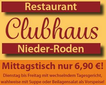 Restaurant Clubhaus